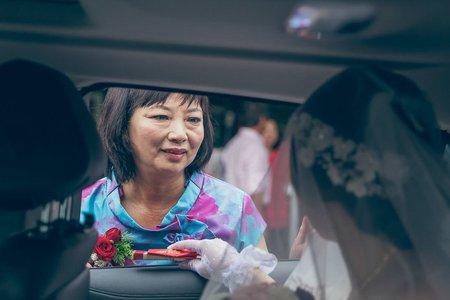 霖+辰 婚禮紀錄 (珍村婚宴會館)