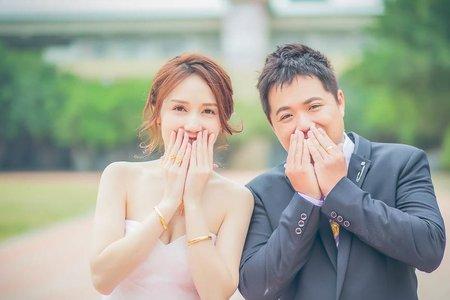 明+月 婚禮紀錄 (青松餐廳)