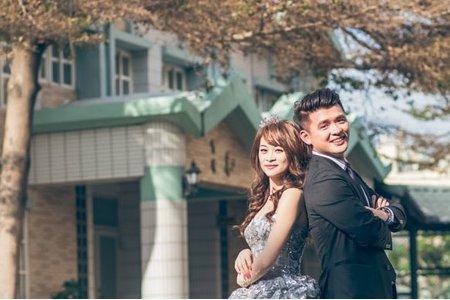 裕+蓁 婚禮紀錄 (新黑貓餐廳)