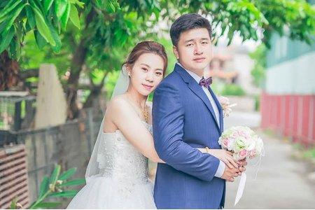 皓平+婕俽 婚禮紀錄 (流水席婚攝)