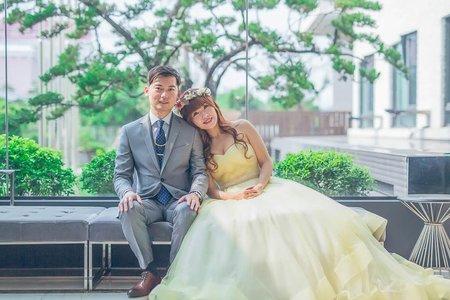 聖峻+筱涵 婚禮紀錄 (仁義湖岸大酒店)