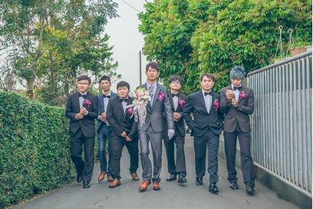 俊傑+依穎 婚禮紀錄 (昇財麗禧酒店)