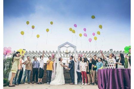 翰+奇 婚禮紀錄 (劍湖山王子大飯店)