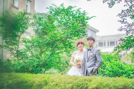 聖峻+筱涵 婚禮紀錄 (上禾宴會館)