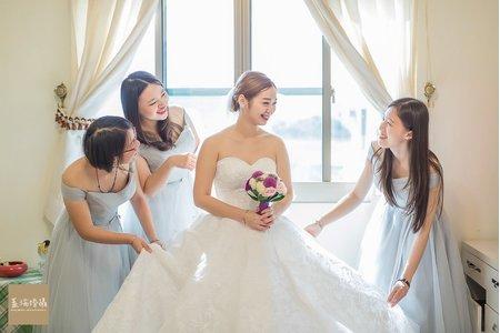 奕丞+美菱 婚禮紀錄 (流水席婚攝)