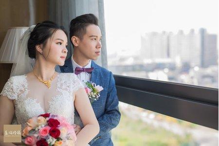 世民+璦蓮 婚禮紀錄 (三好國際酒店 I 來福城餐廳)
