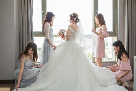 秉憲+嘉珉 婚禮紀錄(活動中心婚攝)