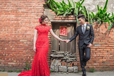 智文+斐喻 婚禮紀錄 (清水成都雅宴會館)
