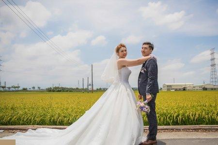 偕愷+依玲 婚禮紀錄 (流水席婚攝)