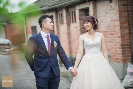 【雲林婚攝】明華+郁倩 婚禮紀錄 (流水席婚攝)