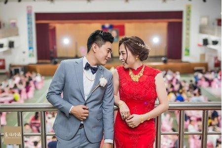 嘉展+妙華 婚禮紀錄 (活動中心婚攝)