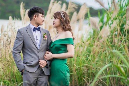 【苗栗婚攝】重寶+沛縈 婚禮紀錄 (尚圓客家風味餐廰)