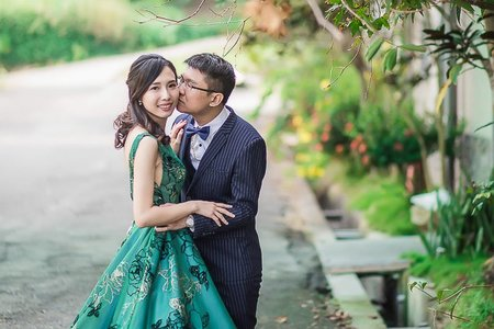章譯+家妤 婚禮紀錄 (虎山度假村)