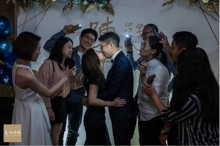 煜庭+吟嫚 婚禮紀錄 (南島婚宴會館)