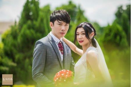 勝章+于珊 婚禮紀錄 (珍村婚宴會館)