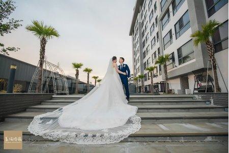 偉倫+怡燕 婚禮紀錄 (三好國際酒店)
