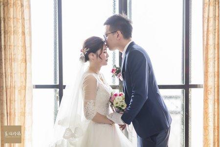 【彰化婚攝】上綸+怡靜 婚禮紀錄 (仟松大阪屋)