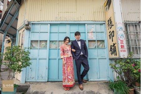 清豪+孟凌 婚禮紀錄 (昇財麗禧酒店)