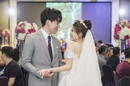克誠+紫軒 婚禮紀錄 (船老大囍宴餐廳)