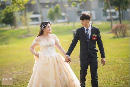宗憲+瑜婷 婚禮紀錄 (二林教育文化園區)