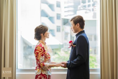 培宏+佩伊 婚禮紀錄 (台南大飯店)