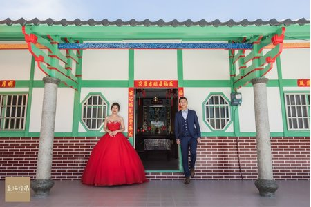 佑祥+筱惠 婚禮紀錄 (滿庭園宴會廣場)
