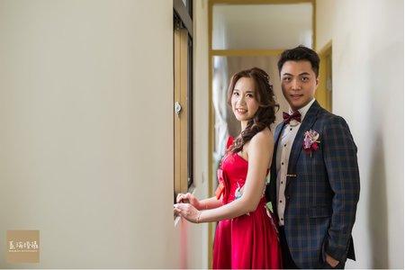 Zoe+Ivan 婚禮紀錄 (明鳳食寓)
