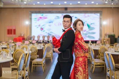 士霆+雯琪 婚禮紀錄 (小原婚宴會館 )