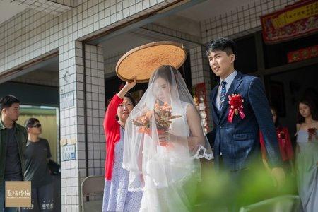 義能+鈴雁 婚禮紀錄 (禧悦會館)