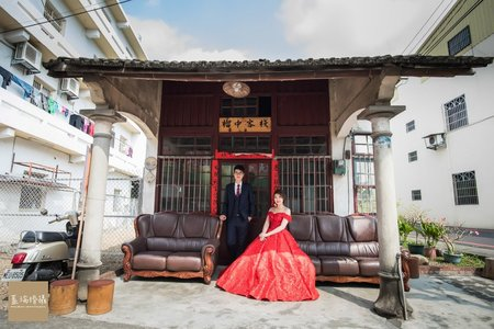 紀堯+鈺蕙 婚禮紀錄 (珍村婚宴會館)