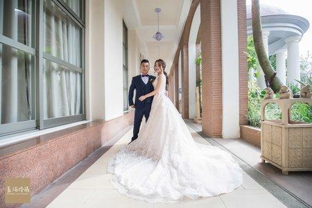 智銓+成安 婚禮紀錄 (劍湖山王子大飯店)