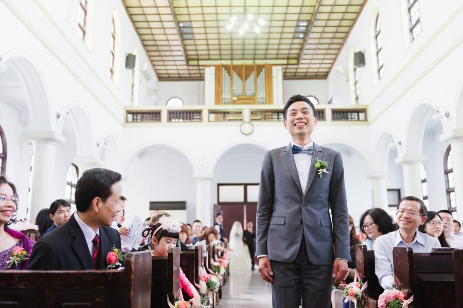 台南神學院 婚禮紀錄-7 - 【加利利婚禮】雙人雙機-專業婚禮平面攝影 - 結婚吧