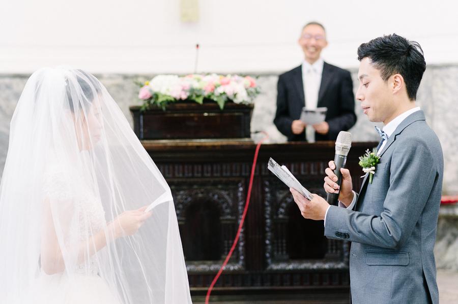 台南神學院 婚禮紀錄-11 - 加利利婚禮攝影 - 結婚吧