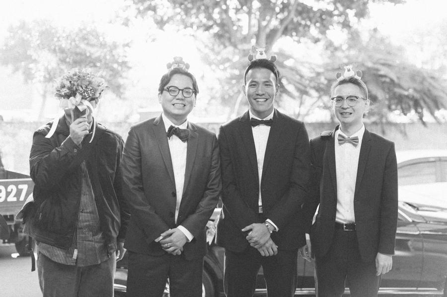 桃園婚禮攝影紀錄 來福星花園飯店-9 - 加利利婚禮攝影 - 結婚吧