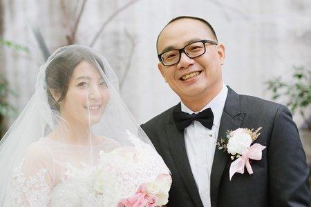 新莊翰品 大橋教會婚禮