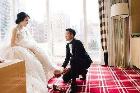 台中林酒店 結婚儀式
