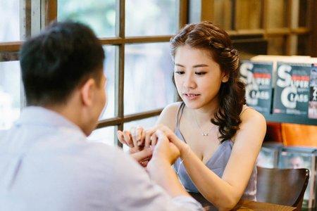 台北雅歌書院+北海岸婚紗