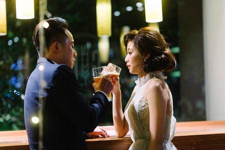 台北彭園 gb鮮釀 婚禮攝影