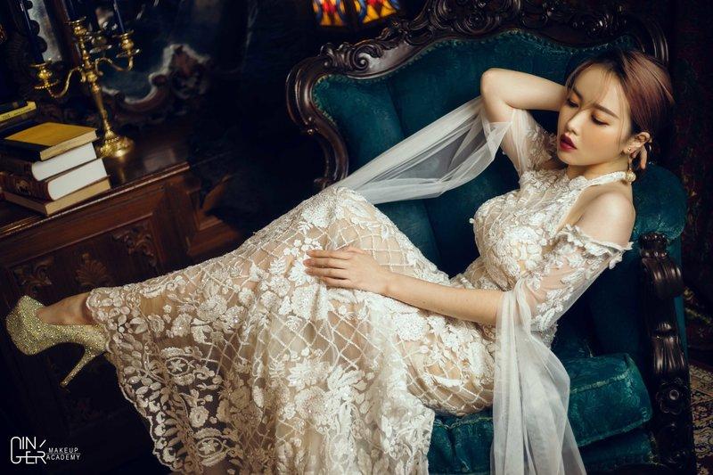 新娘秘書,新秘,新娘造型,妝髮