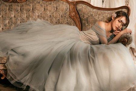 Ginger訂製手工婚紗-晚禮服款式