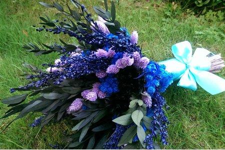 乾燥捧花及婚宴佈置