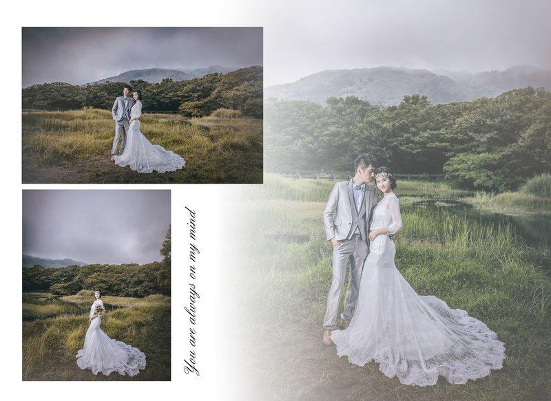 婚紗攝影、海外旅拍自主婚紗攝影作品