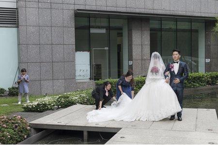 蛋妹婚禮紀錄