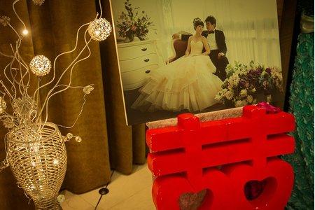 雅芳婚禮紀錄