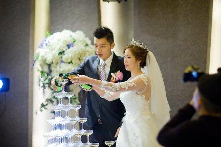愛情宣言婚紗工作室~婚禮紀錄分享~瀅如婚宴