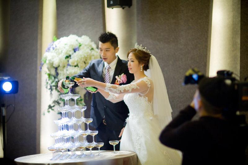 婚禮紀錄(單機.雙機平面攝影)作品