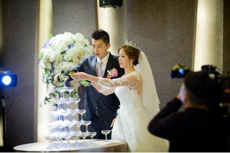 婚禮紀錄(單機.雙機平面攝影)