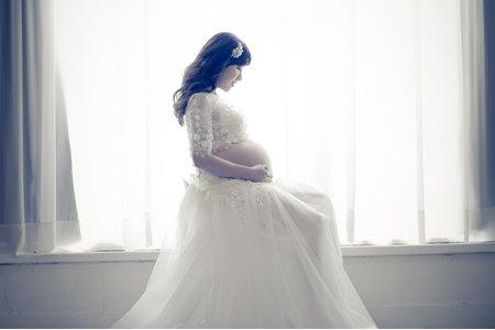 Celine孕婦照
