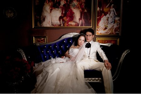 Jenny婚紗照