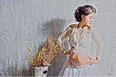 愛情宣言婚紗工作室~孕媽咪寫真分享~孕媽咪露霞